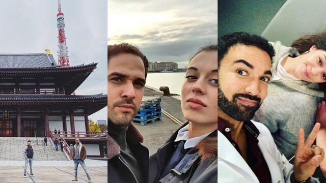 Le retour de Samy Gharbi dans Demain nous appartient, S.W.A.T. s'envole au Japon... les tournages séries de la semaine (PHOTOS)