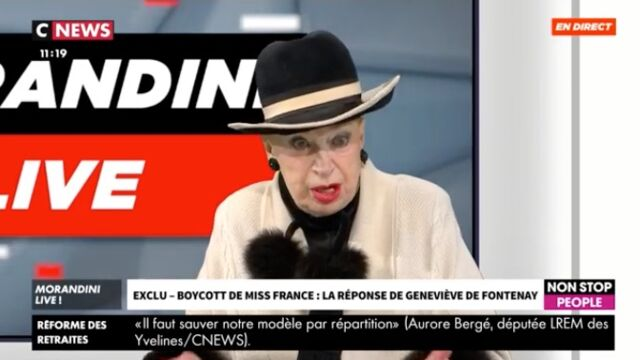 """Geneviève de Fontenay dérape lourdement sur Bilal Hassani : """"Quelque chose de pas normal !"""" (VIDEO) - actu - T"""