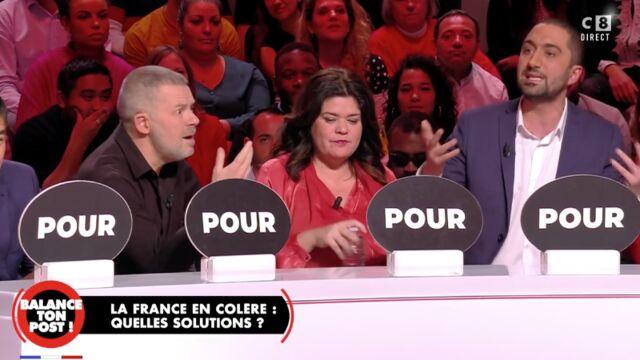 Eric Naulleau s'emporte et injurie Raquel Garrido dans Balance ton post (VIDEO) - actu - Télé 2 semaines