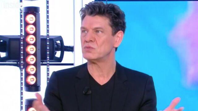 Marc Lavoine : son état d'esprit après ses premiers jours dans The Voice