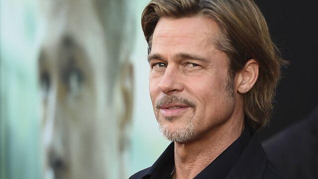 Brad Pitt en couple ? L'acteur évoque sa vie amoureuse