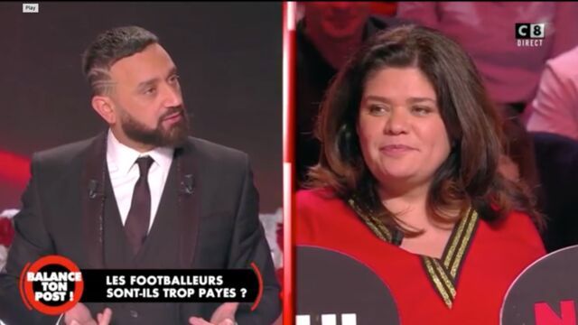 Balance ton post : lassé par Raquel Garrido, Cyril Hanouna pousse un coup de gueule (VIDEO) - actu - Télé 2 se