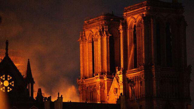 Grands reportages (TF1) : ne manquez pas le document exceptionnel consacré à l'incendie de Notre-Dame de Paris