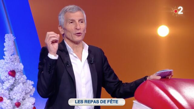 """Nagui s'insurge contre le foie gras et le homard... Les internautes s'agacent de son ton """"moralisateur"""" (VIDEO)"""