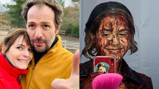 Un retour dans Plus belle la vie, Kiernan Shipka en sang dans Sabrina…Les tournages de la semaine (PHOTOS)