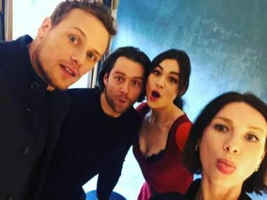 Outlander (Netflix) : Sam Heughan, Caitriona Balfe et leurs comparses dévoilent les coulisses de la série