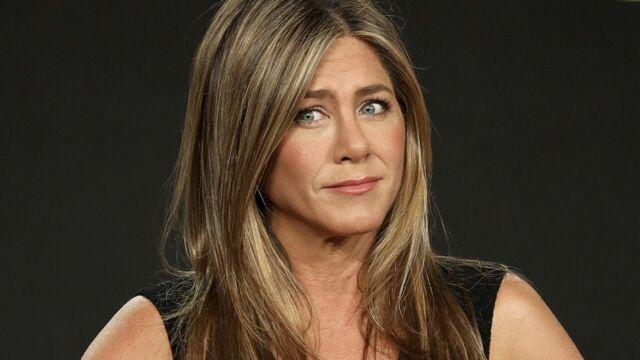 Jennifer Aniston : le détail sur sa poitrine qui fait fondre Florence Foresti (PHOTO) - cinema - Télé 2 semain