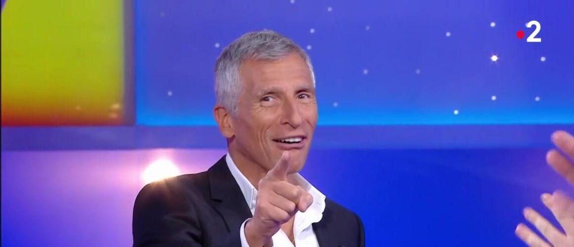 Nagui : piégé par la production de TLMVPSP, il devient tout rouge (VIDEO) - actu - Télé 2 semaines