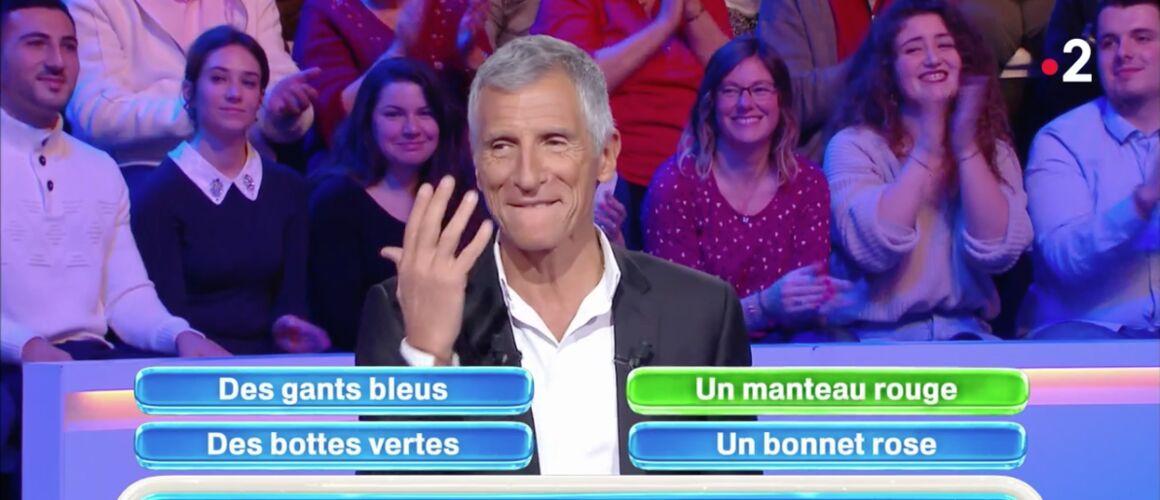 """Grosse """"boulette"""" de Nagui : l'animateur bafouille et donne la bonne réponse à une question (VIDEO) - actu - T"""