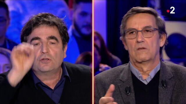 ONPC : le réalisateur Romain Goupil recadre l'historien Emmanuel Todd - actu - Télé 2 semaines