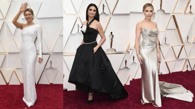 Oscars 2020 : Renée Zellweger, Penélope Cruz, Scarlett Johansson… Les stars les plus glamour de la soirée (PHOTOS)