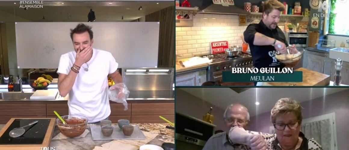 Tous En Cuisine Cyril Lignac Revele Avoir Une Fiancee En