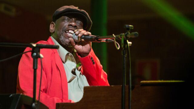 Le chanteur et musicien Lucky Peterson est mort à l'âge de 55 ans