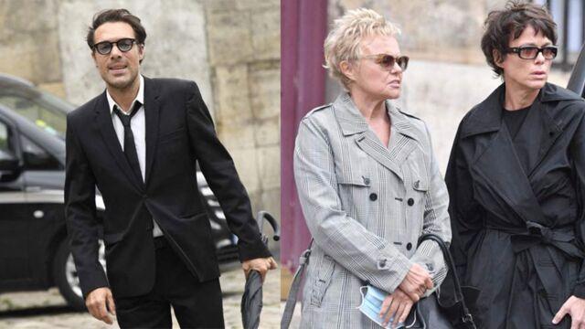 Obsèques de Guy Bedos : un parterre de stars réunies à Paris pour lui rendre un dernier hommage (PHOTOS)