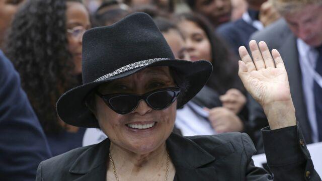 Yoko Ono : l'état de santé de la veuve de John Lennon serait alarmant