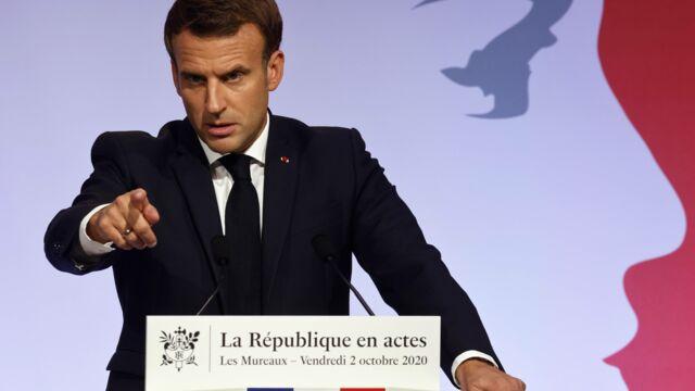 Emmanuel Macron : le président de la République parlera à 20 heures mercredi