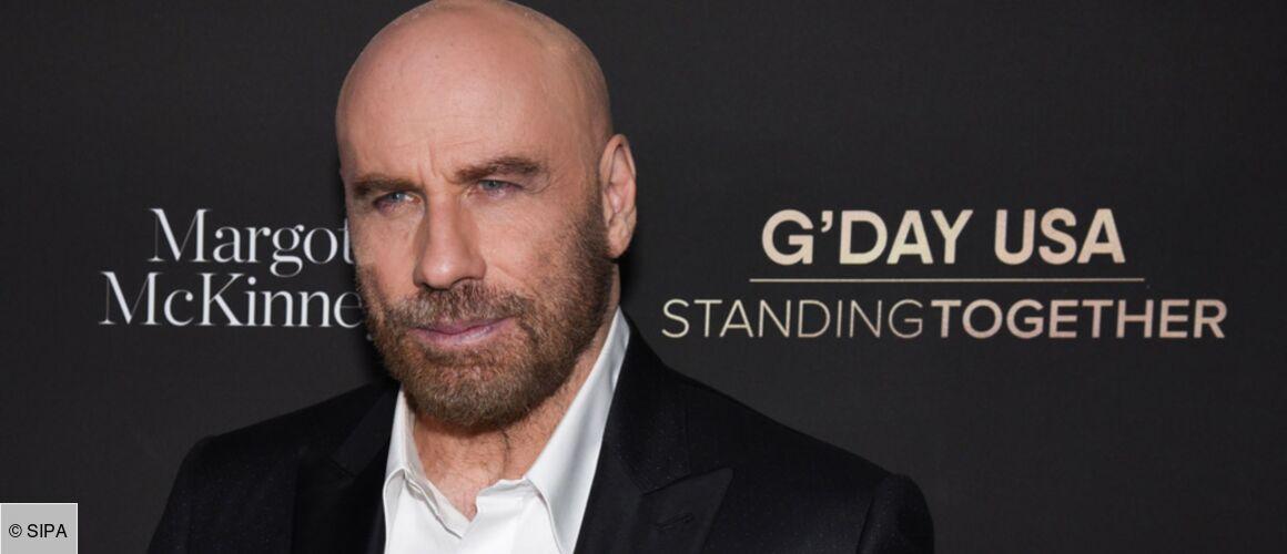Des mois après la mort de sa femme, John Travolta publie un doux message pour son jeune fils (PHOTO) - cinema - Télé 2 semaines