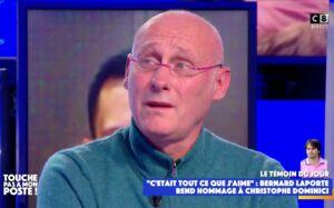 Mort de Christophe Dominici : Bernard Laporte en larmes, choqué par les circonstances tragiques de la disparition du rugbyman (VIDEO)