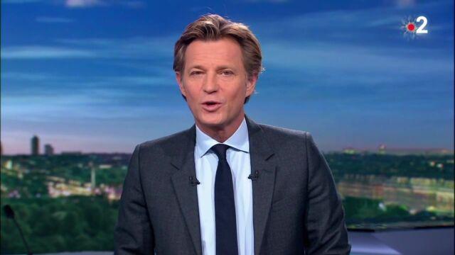 Laurent Delahousse fait un joli clin d'oeil à Jean-Pierre Pernaut au 20 heures de France 2, le journaliste lui dit merci (VIDEO)