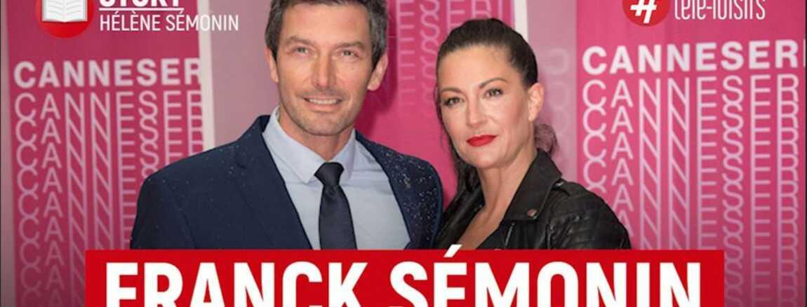 Franck Sémonin   biographie, news, photos et videos - Télé-Loisirs 24417ce7e366