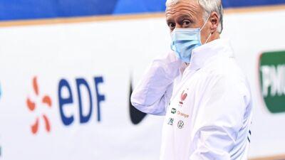 """Didier Deschamps attaqué par Michel Moulin, candidat à la présidence de la FFF : """"C'est inadmissible (...) Peut-être a-t-il peur ?"""""""