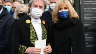 Hommage à Pierre Cardin : Brigitte Macron, Sylvie Vartan, Patrick Poivre d'Arvor... Tous réunis à la Madeleine (PHOTOS)