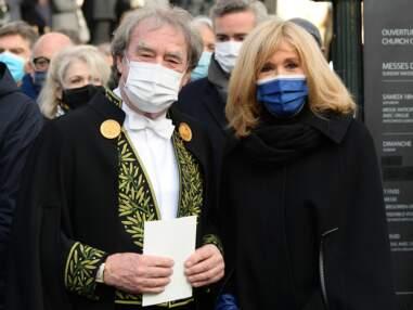 Hommage à Pierre Cardin : Brigitte Macron, Sylvie Vartan, PPDA... Tous présents à la Madeleine.