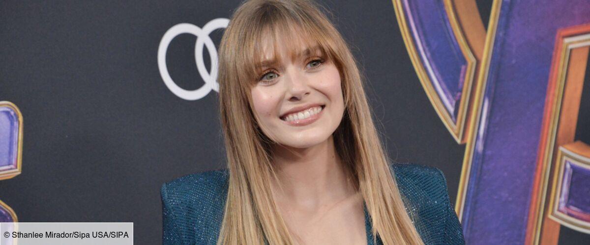 Elizabeth Olsen (WandaVision) : la petite soeur devenue plus grande que Mary-Kate et Ashley ! - Télé Loisirs.fr