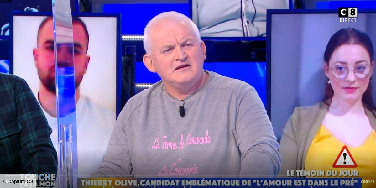 Agression de Thierry Olive à la hache : la réaction des chroniqueurs de TPMP choque les internautes (VIDEO) - Télé Loisirs.fr
