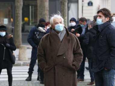 Robert Hossein : Brigitte Macron et Mélanie Page réunies pour un dernier hommage