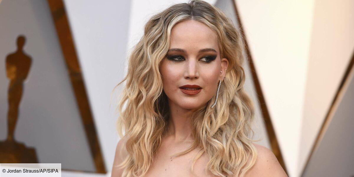 Jennifer Lawrence : blessée au visage lors d'une explosion, l'actrice a été transportée d'urgence à l'hôpital - Télé Loisirs.fr