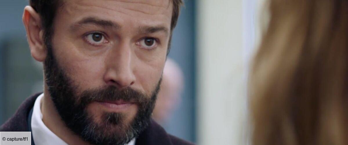 Demain nous appartient : Xavier pardonnera-t-il à Chloé sa trahison ? Le comédien Charles Lelaure répond - Télé Loisirs.fr