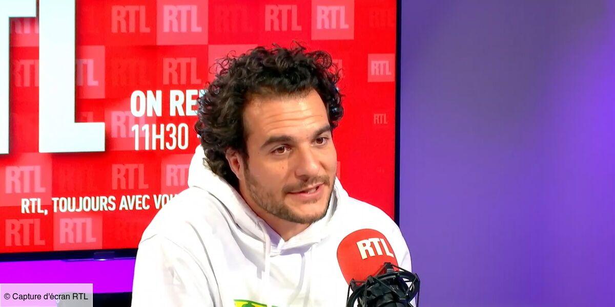 Amir gaffe au micro de RTL et confirme sa participation à une émission culte de France Télévisions (VIDEO) - Télé Loisirs.fr