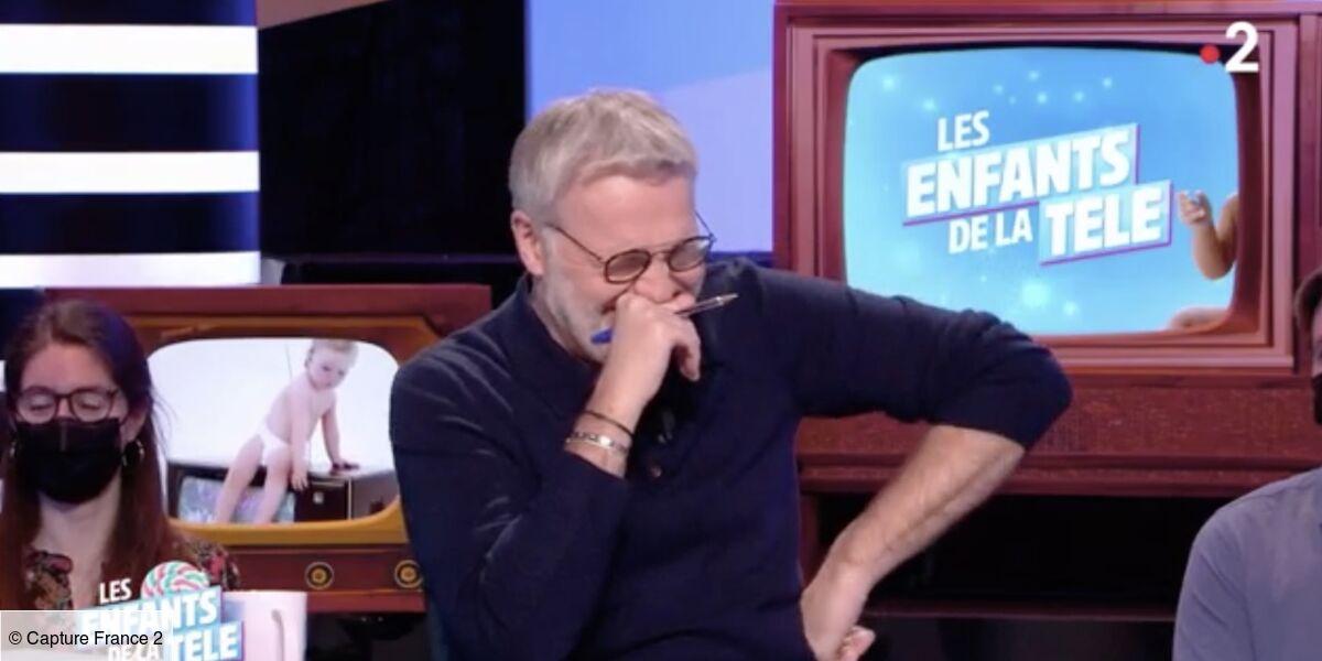 Laurent Ruquier mort de rire après une grosse bourde de Wejdene (VIDEO) - Télé Loisirs.fr