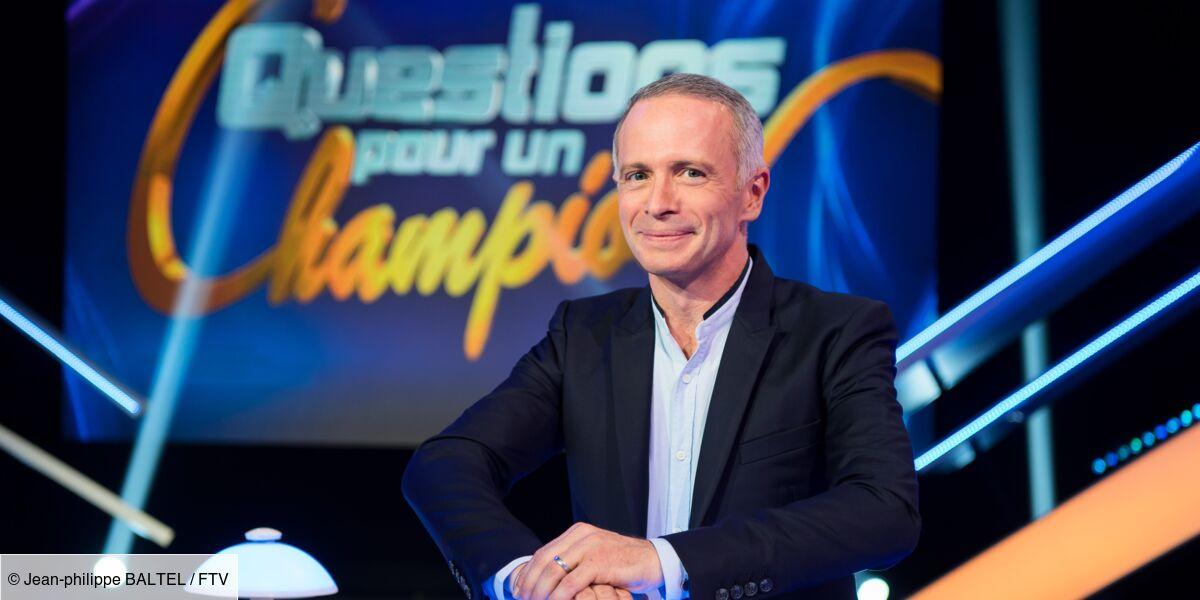Samuel Etienne annonce un changement de règle dès ce soir dans Questions pour un champion :