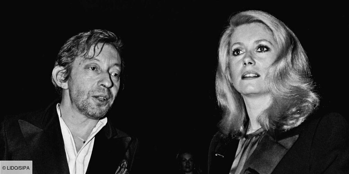 Catherine Deneuve : ce surnom peu flatteur dont l'avait affublée Serge Gainsbourg et à l'origine de leur brouille - Télé Loisirs.fr