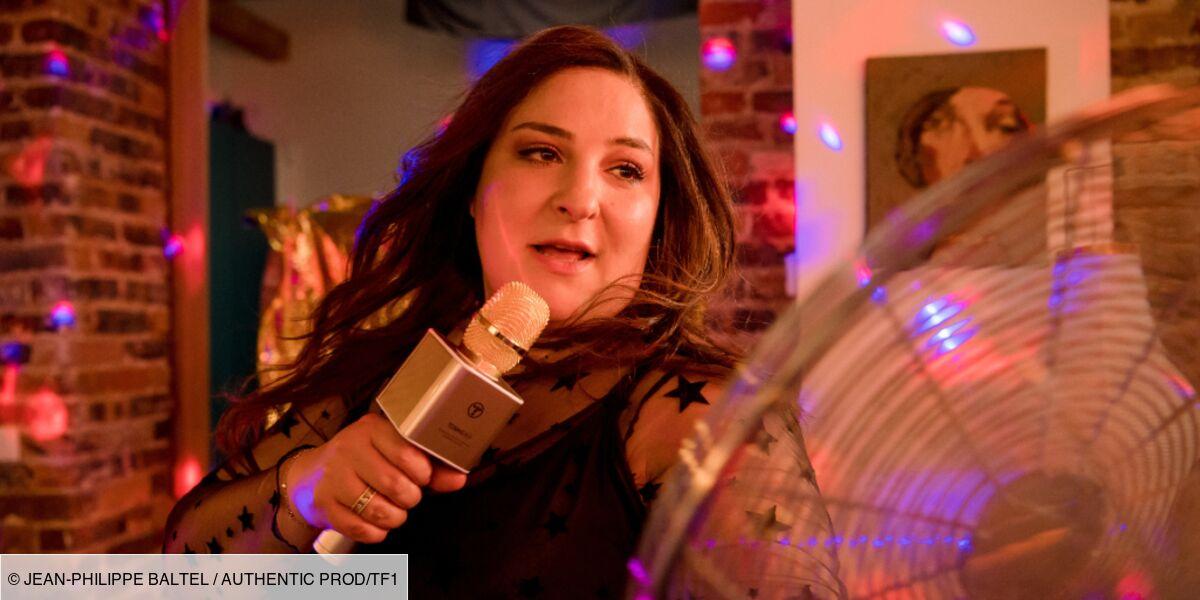 Je te promets : Marilou Berry chante-t-elle vraiment dans la série de TF1 ? - Télé Loisirs.fr