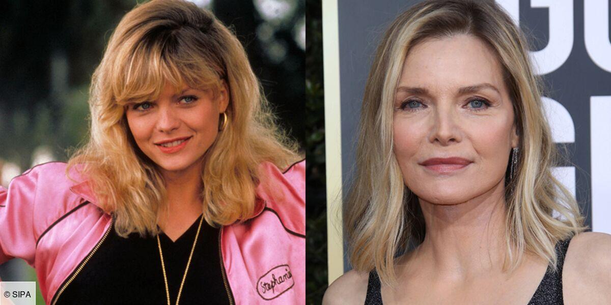 Le temps de l'innocence (Arte) : l'évolution physique de Michelle Pfeiffer au fil des années (PHOTOS) - Télé Loisirs.fr
