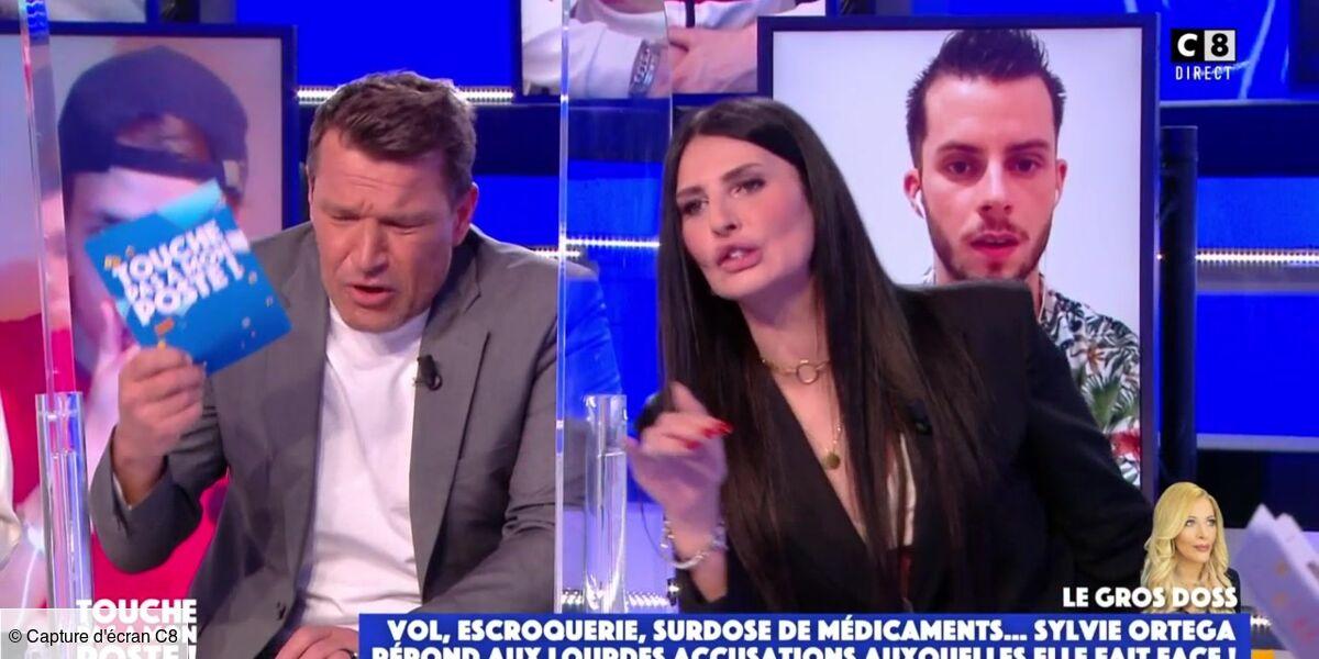 TPMP : violent clash entre Benjamin Castaldi et Sylvie Ortega qui s'insultent en direct (VIDEO) - Télé Loisirs.fr