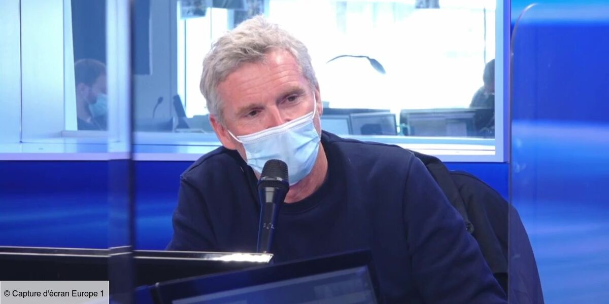 Denis Brogniart : cette chanteuse française qu'il rêve de rencontrer et qu'il a tenté en vain de contacter (VIDEO) - Télé Loisirs.fr