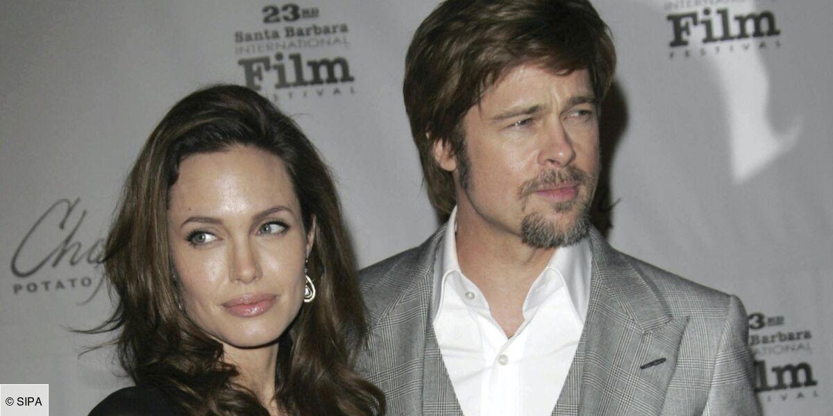 Angelina Jolie vend pour une somme folle un précieux cadeau que lui avait offert Brad Pitt ! (PHOTO) - Télé Loisirs.fr