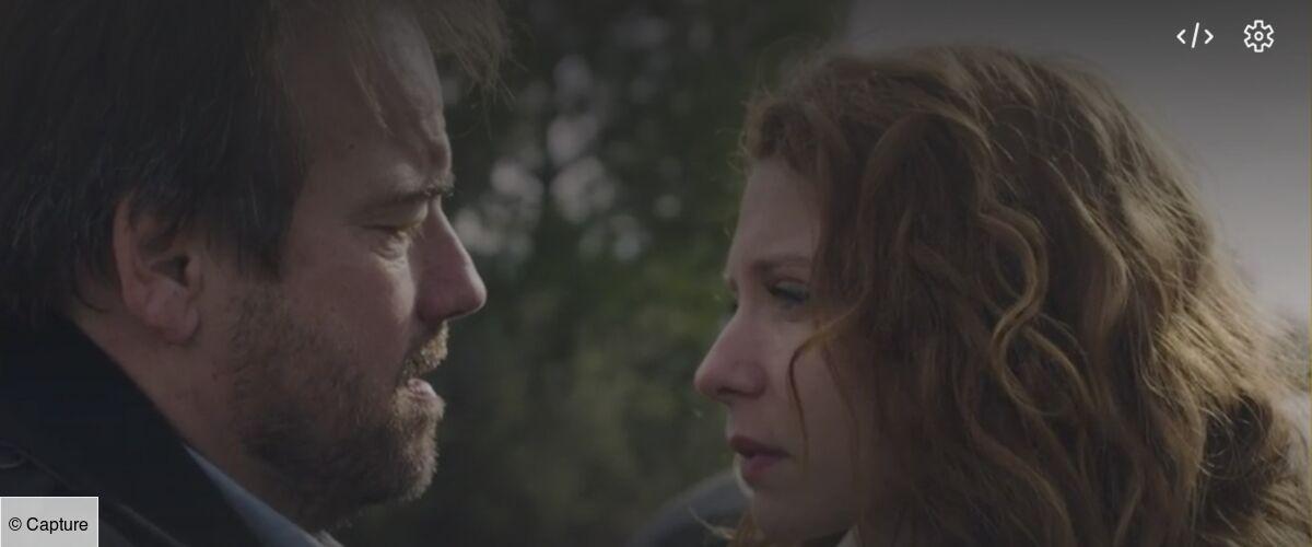 Plus belle la vie (France 3) : Léa Nebout et Jean-Paul Boher s'embrassent après un terrible accident de voiture (VIDEO) - Télé Loisirs.fr