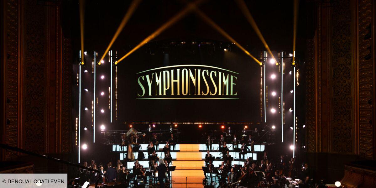 Symphonissime (France 2) : qui sont les invités de l'émission du 13 mars ? - Télé Loisirs.fr