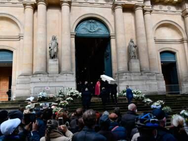 Obsèques de Patrick Dupond : sa compagne Leïla Da Rocha, sa grande amie Marie-Claude Pietragalla... Ses proches lui rendent un dernier hommage