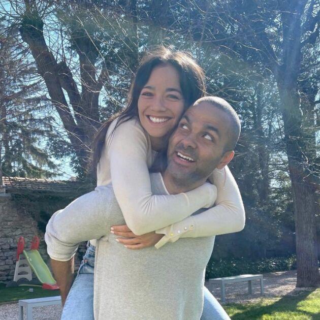Tony Parker officialise sa relation avec Alizé Lim (PHOTO)