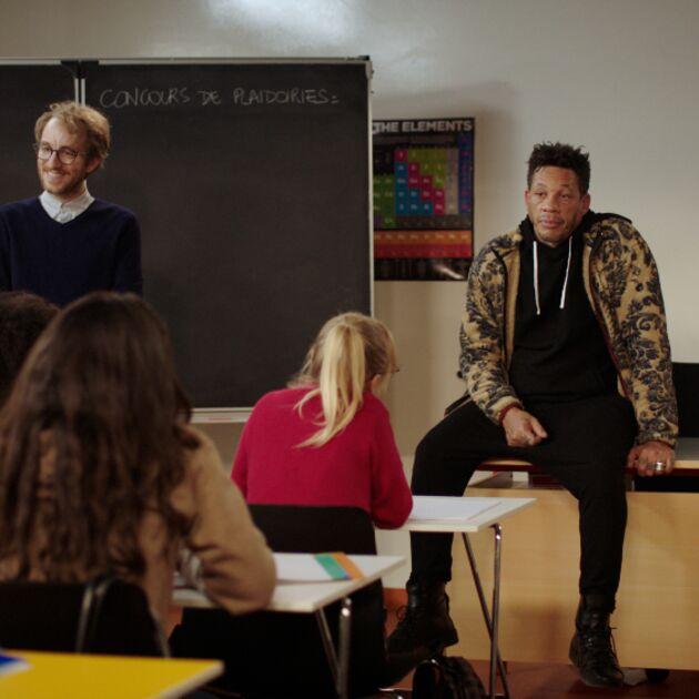 Le Remplaçant : JoeyStarr est-il convaincant en prof de français pas comme les autres sur TF1 ?