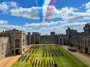 Trooping the Colour : la reine Elizabeth II en forme pour célébrer son anniversaire