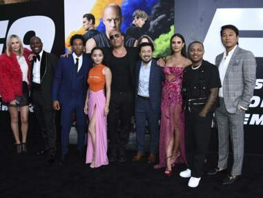 Fast & Furious 9 : la fille de Paul Walker, Vin Diesel, Charlize Theron sur le tapis rouge à l'avant-première