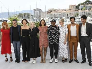 Cannes 2021 : premiers clichés pour Spike Lee et le jury, Marion Cotillard et Adam Driver