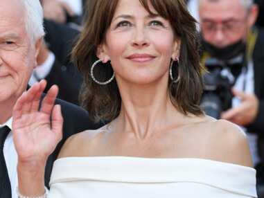 Cannes 2021 : Sophie Marceau glamour et immaculée, noir c'est noir pour Isabelle Huppert et Diane Kruger... La montée des marches de Tout s'est bien passé